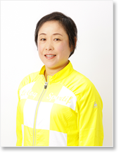 代表弘山 晴美Hiroyama Harumi