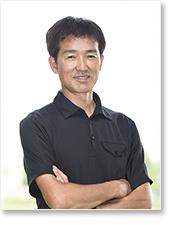 ヘッドコーチ弘山 勉Hiroyama Tsutomu
